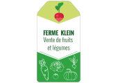 Fruits & Légumes - Ferme KLEIN
