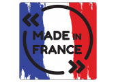 "Sticker moderne ""Made in France"""