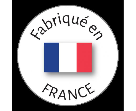 """Pastille """"Fabriqué en France"""""""