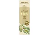 Autocollant bouteille huile à personnaliser 750 ml