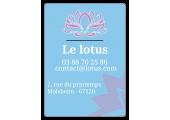 Le Lotus Produits de Beauté