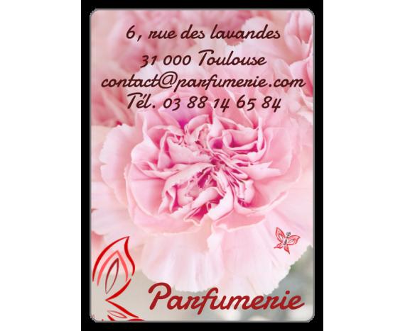 Parfumerie rose