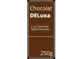 Étiquettes fermeture boites de chocolat