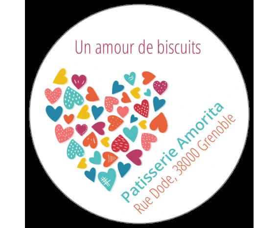 Amour de biscuits