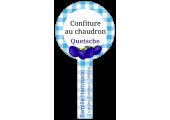 Confiture au chaudron - Quetsche