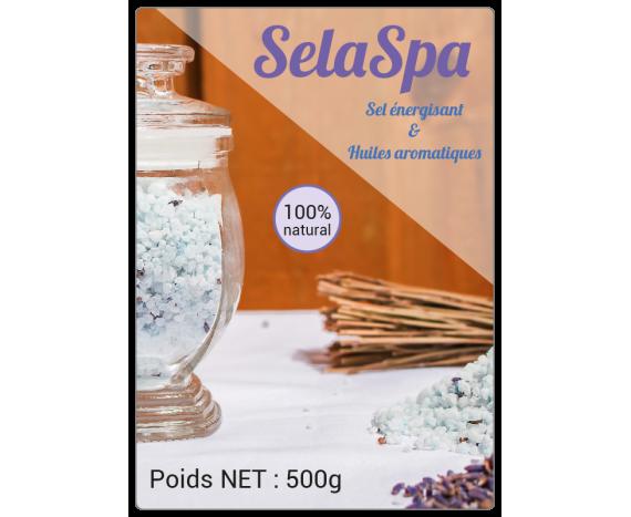 SelaSpa - Sel énergisant