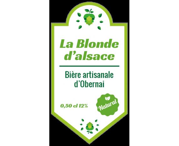 La Blonde d'Alsace