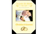 étiquette vin personnalisé photo mariage
