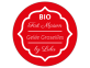 étiquette gelée groseilles bio