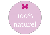 "Étiquettes ""100% Naturel"""