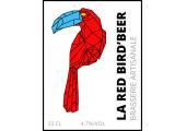 étiquette bière oiseau