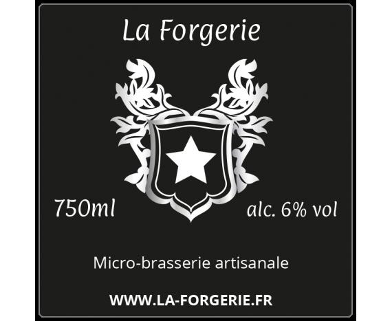 étiquette bière micro brasserie