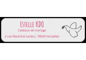 Étiquettes cadeaux de mariage