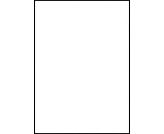 étiquettes vierges en rouleau format A5