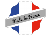 Sticker badge Made In France