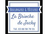 étiquette boulangerie patisserie bleu et blanche