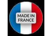 petite étiquette autocollante made in france