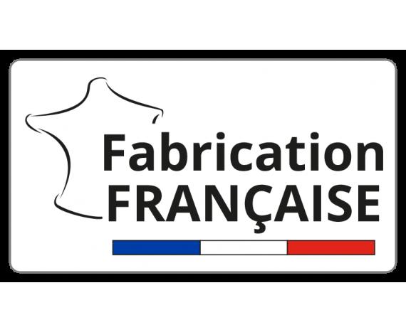 étiquette fabrication française