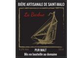 étiquette autocollante bière voilier