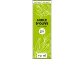 autocollant personnalisé vert pour Huile d'Olive