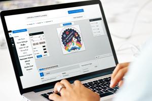 Création d'étiquettes en ligne