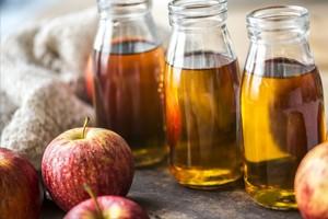 Étiquettes jus de pommes